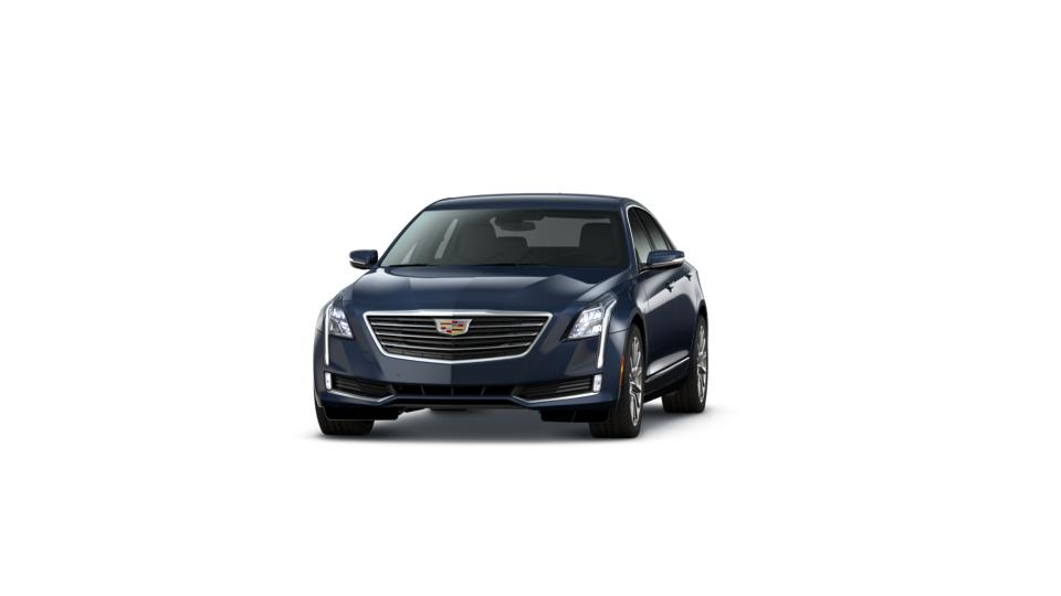 2017 Cadillac CT6 Vehicle Photo in Spokane, WA 99207