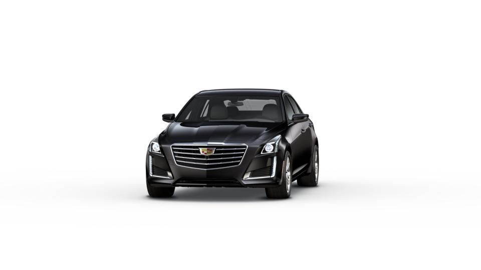 2017 Cadillac CTS Sedan Vehicle Photo in Raleigh, NC 27609