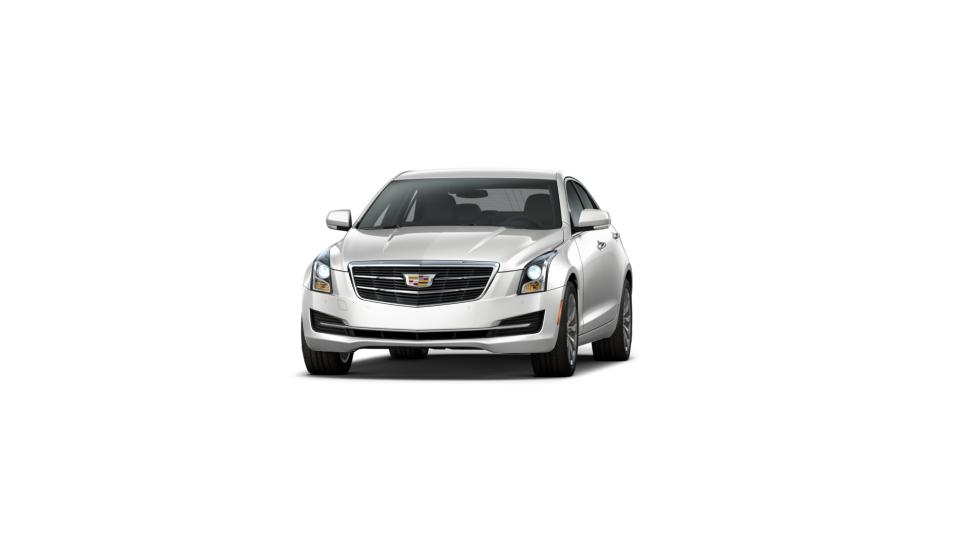 2017 Cadillac ATS Sedan Vehicle Photo in Manhattan, KS 66502