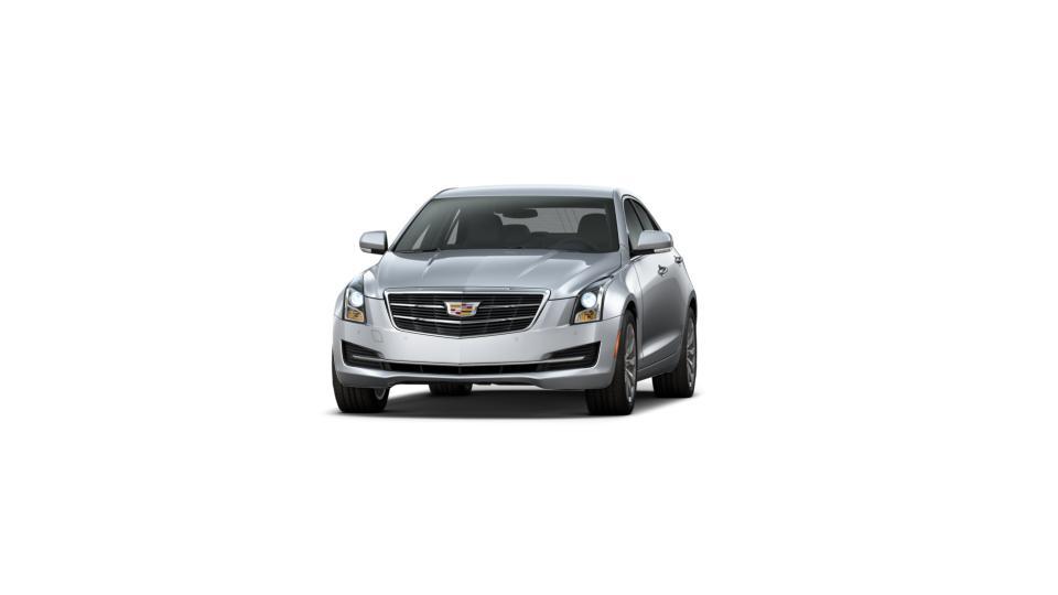 2017 Cadillac ATS Sedan Vehicle Photo in Austin, TX 78759
