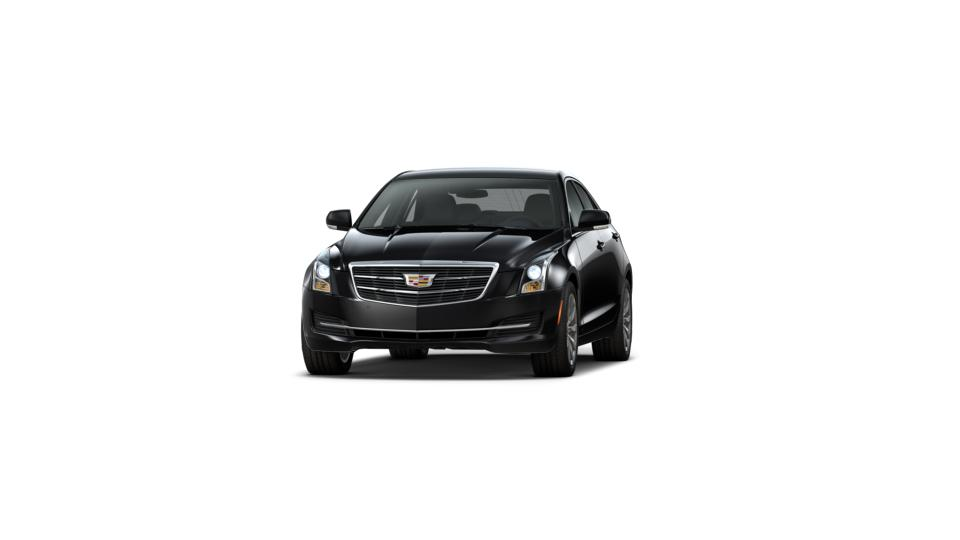 2017 Cadillac ATS Sedan Vehicle Photo in Oak Lawn, IL 60453-2517