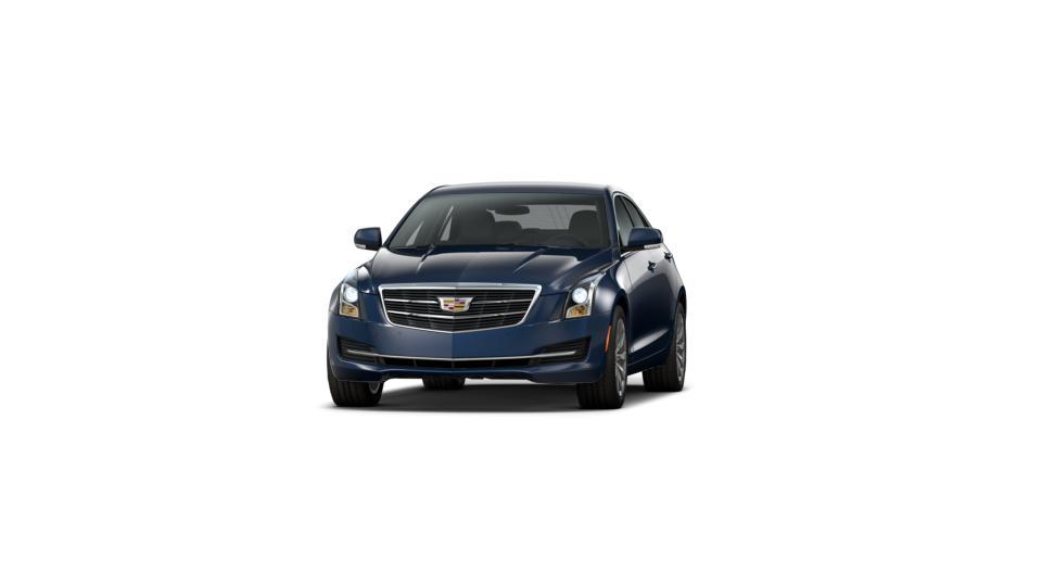 2017 Cadillac ATS Sedan Vehicle Photo in Lewisville, TX 75067