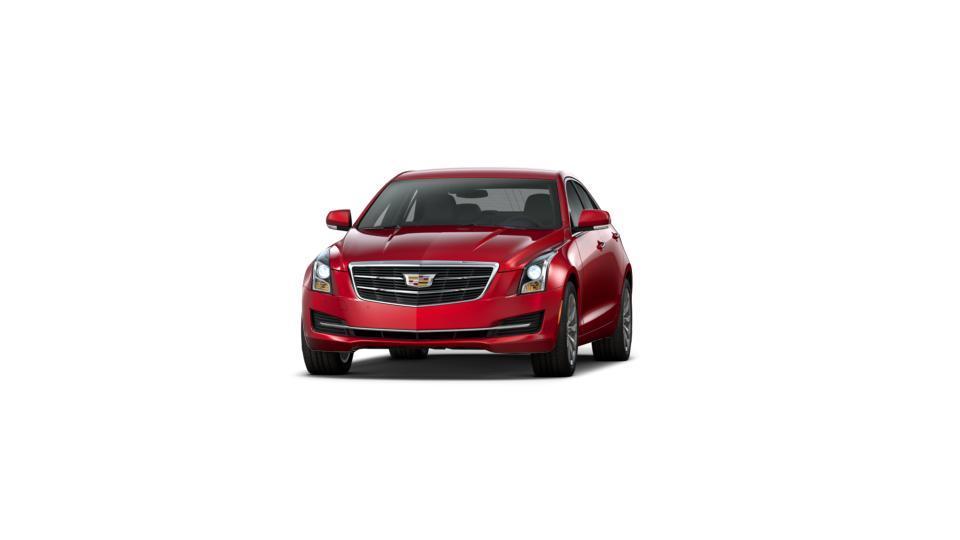 2017 Cadillac ATS Sedan Vehicle Photo in Gulfport, MS 39503