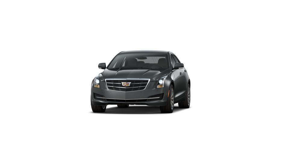 2017 Cadillac ATS Sedan Vehicle Photo in Monroe, NC 28110