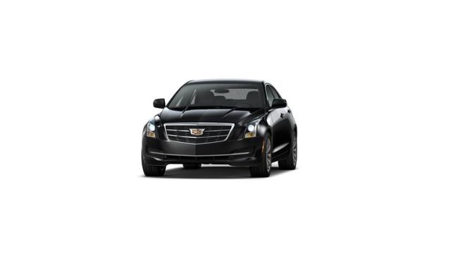 Miami Black Raven 2017 Cadillac ATS Sedan: Used Car