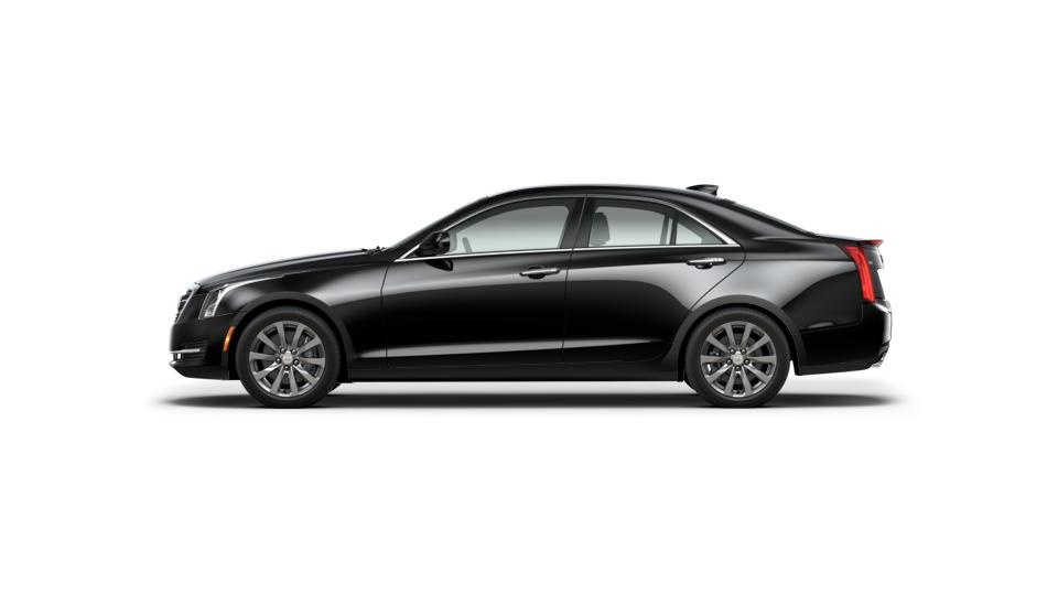 Miami Black Raven 2017 Cadillac ATS Sedan: Used Car - P8199