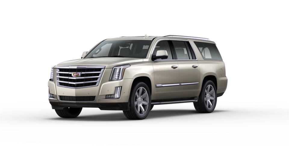 2017 Gold Cadillac Escalade ESV for Sale at Charles Boyd ...