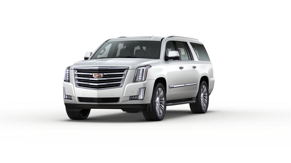 Abilene Crystal White Tricoat 2017 Cadillac Escalade Esv