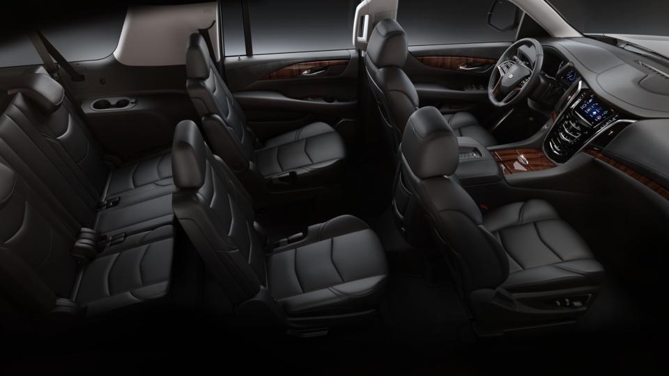 2017 Escalade Interior >> Thousand Oaks Crystal White Tricoat 2017 Cadillac Escalade
