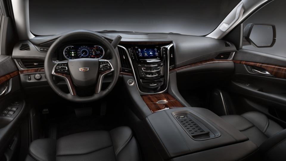 Cadillac Of Mahwah >> Englewood Dark Granite Metallic 2017 Cadillac Escalade: Certified Suv at Buick GMC of Englewood ...