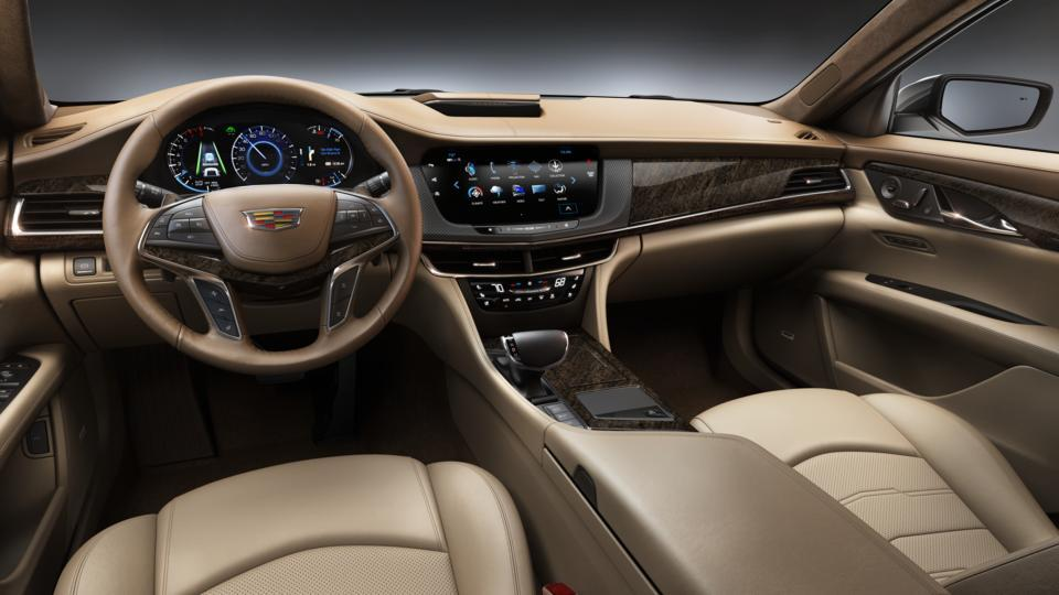 New 2018 Cadillac CT6 Sedan from your Corpus Christi TX ...