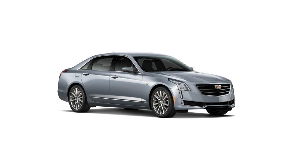 Dallas New 2018 Cadillac Ct6 Sedan Satin Steel Metallic