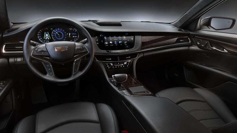 San Antonio Certified 2018 Cadillac Ct6 Black Raven Car