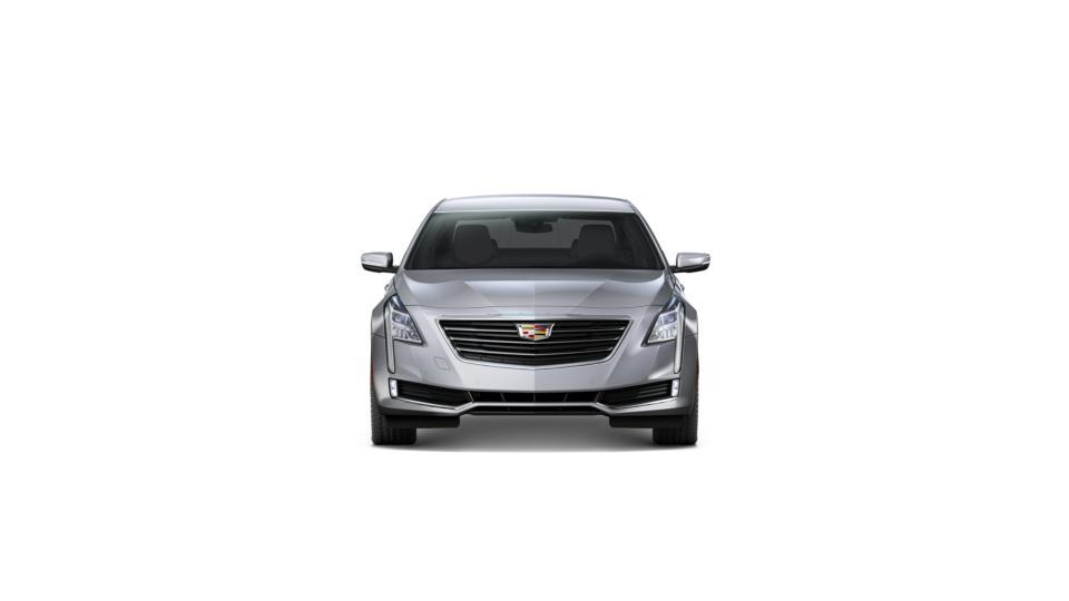 2018 Cadillac CT6 Sedan Vehicle Photo in Mission, TX 78572