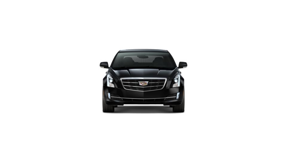 2018 Cadillac ATS Sedan Vehicle Photo in Leominster, MA 01453
