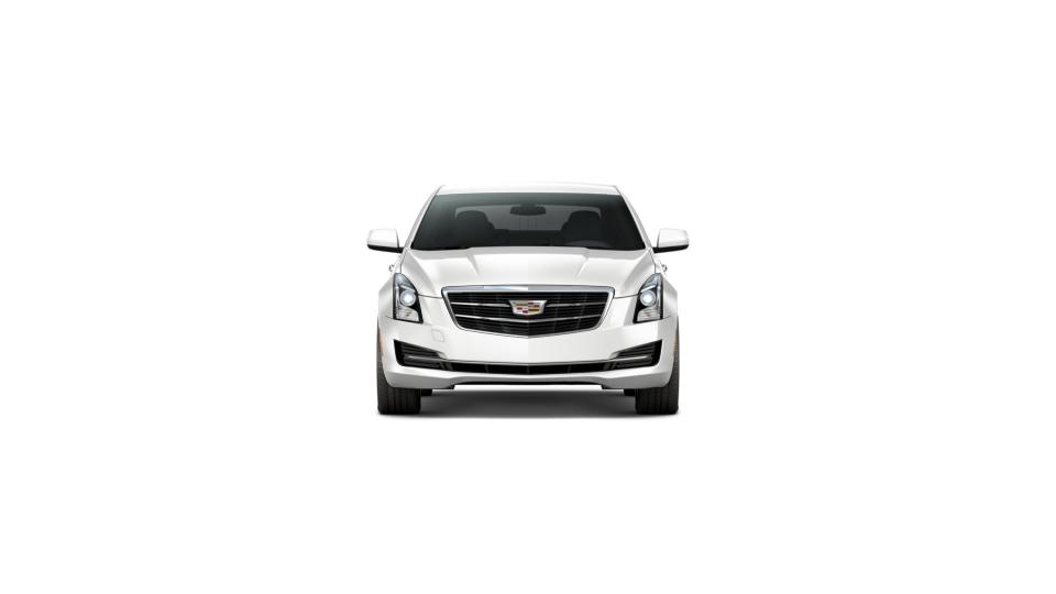 2018 Cadillac ATS Sedan Vehicle Photo in Burlington, WI 53105