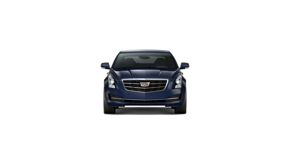 2018 Cadillac ATS Sedan Vehicle Photo in Charleston, SC 29407
