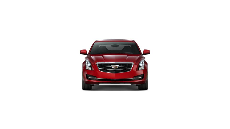 2018 Cadillac ATS Sedan Vehicle Photo in MONROE, NC 28110