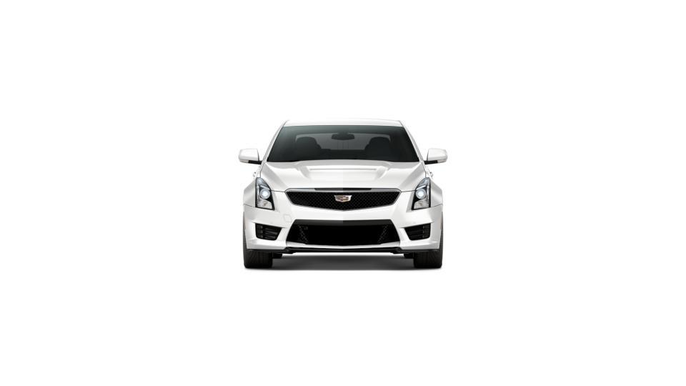 2018 Cadillac ATS-V Sedan Vehicle Photo in Houston, TX 77079