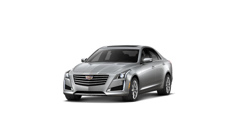 Gerry Lane Cadillac >> Used Radiant Silver Metallic 2018 Cadillac CTS Sedan for Sale in Baton Rouge, LA | Gerry Lane ...