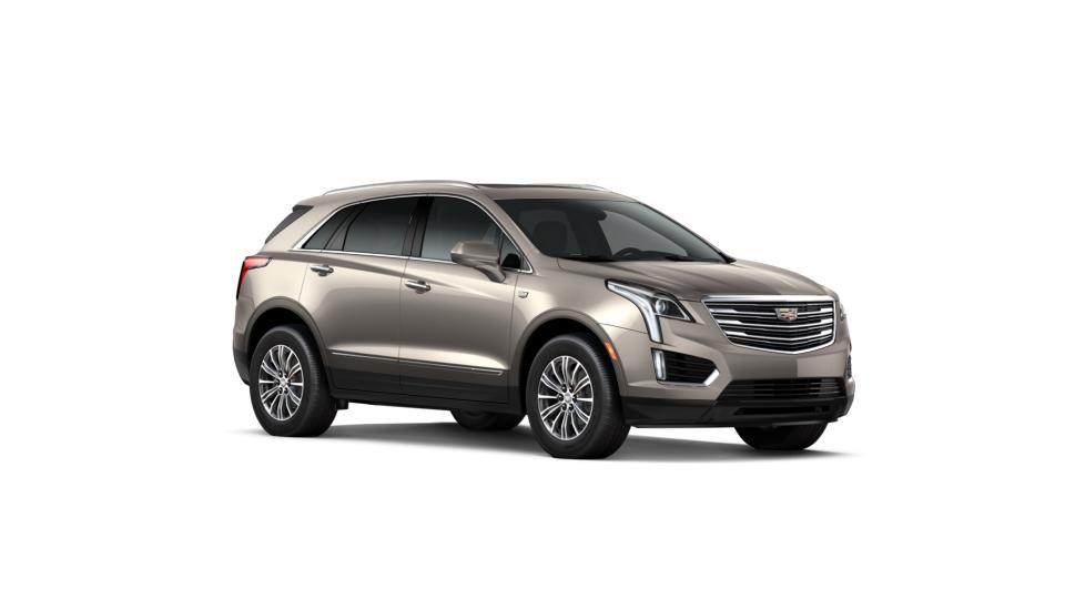 Dallas New 2018 Cadillac Xt5 Bronze Dune Metallic Suv For