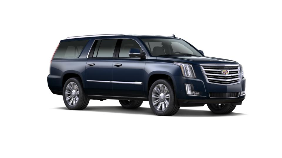 san antonio new 2018 cadillac escalade esv dark adriatic blue metallic suv for sale. Black Bedroom Furniture Sets. Home Design Ideas