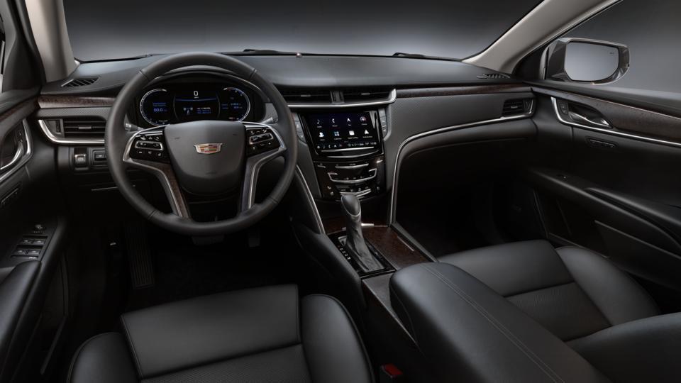 Used Stone Gray Metallic 2018 Cadillac Xts In Kansas City