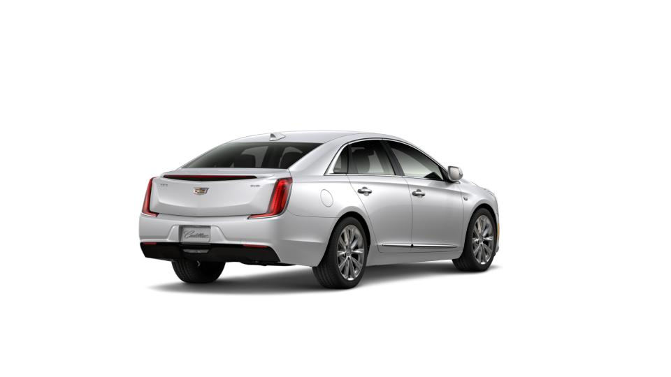 New 2018 Crystal White Tricoat Cadillac Xts 3 6l V6 Fwd