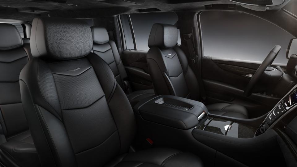 Cadillac escalade esv interior 2017 for Platinum motors heath ohio
