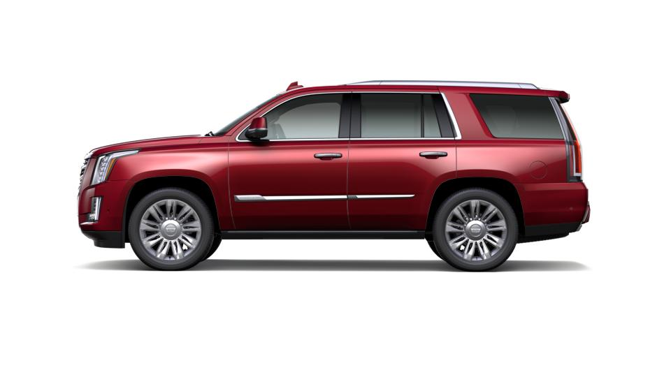 Red Passion Tintcoat 2018 Cadillac Escalade: New Suv for ...
