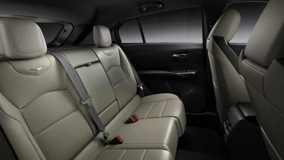 Twilight Blue Metallic 2019 Cadillac Xt4 New Suv For Sale