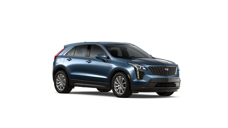 Houston Certified 2019 Cadillac XT4 Twilight Blue Metallic