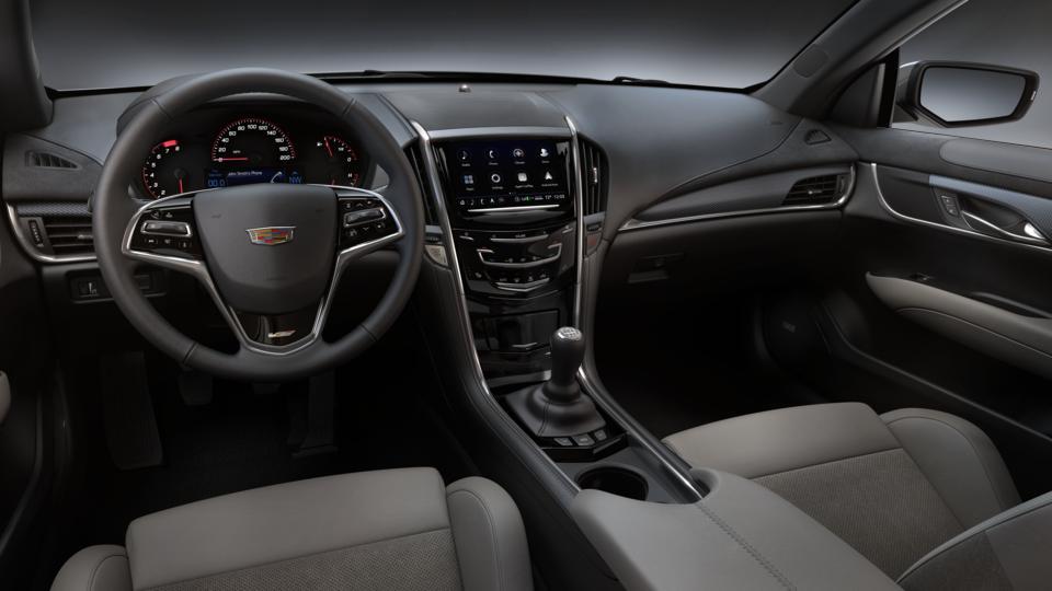 New 2019 Cadillac Ats V Coupe From Frank Kent Cadillac
