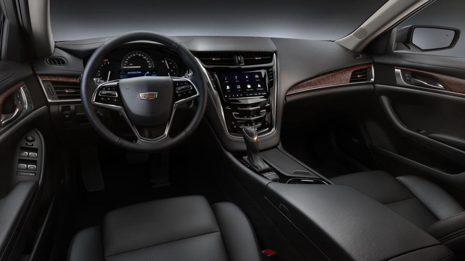 Vehicle Specs 2019 Cadillac CTS Sedan Near Me in Orange ...
