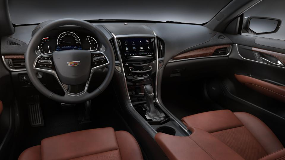 New Cadillac Ats Coupe From Your Belle Vernon Pa Dealership C Harper Auto Group
