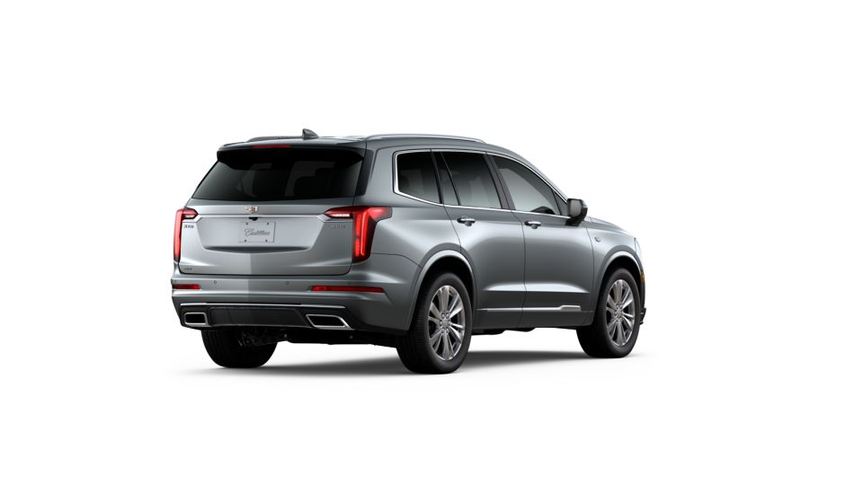 Herb Chambers Cadillac >> Warwick Satin Steel Metallic 2020 Cadillac XT6: New Suv for Sale - 102804
