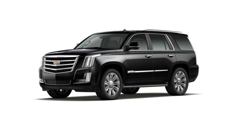 New 2020 Cadillac Escalade 4WD Luxury Black Raven Suv For ...