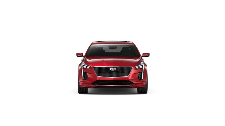 2020 Cadillac CT6-V Vehicle Photo in Dallas, TX 75209
