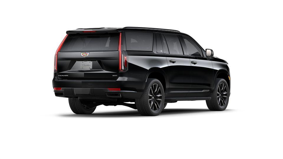 New 2021 Cadillac Escalade ESV 4WD Sport Platinum Black ...