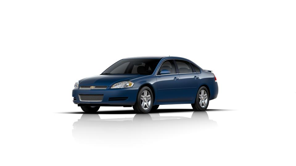 2012 Chevrolet Impala Vehicle Photo in Saginaw, MI 48609