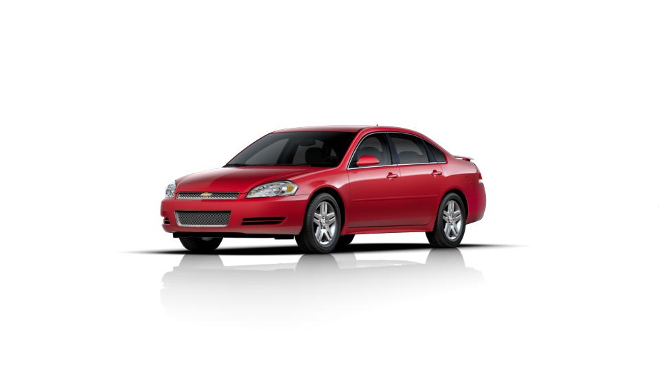 2012 Chevrolet Impala Vehicle Photo in Macedon, NY 14502
