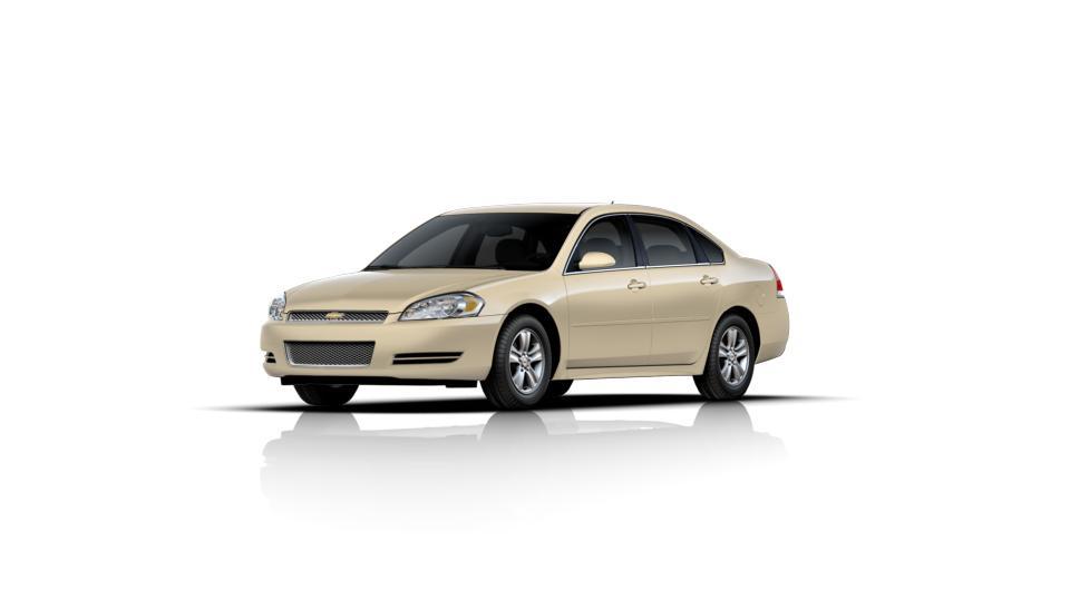 2012 Chevrolet Impala Vehicle Photo in Clarksville, TN 37040