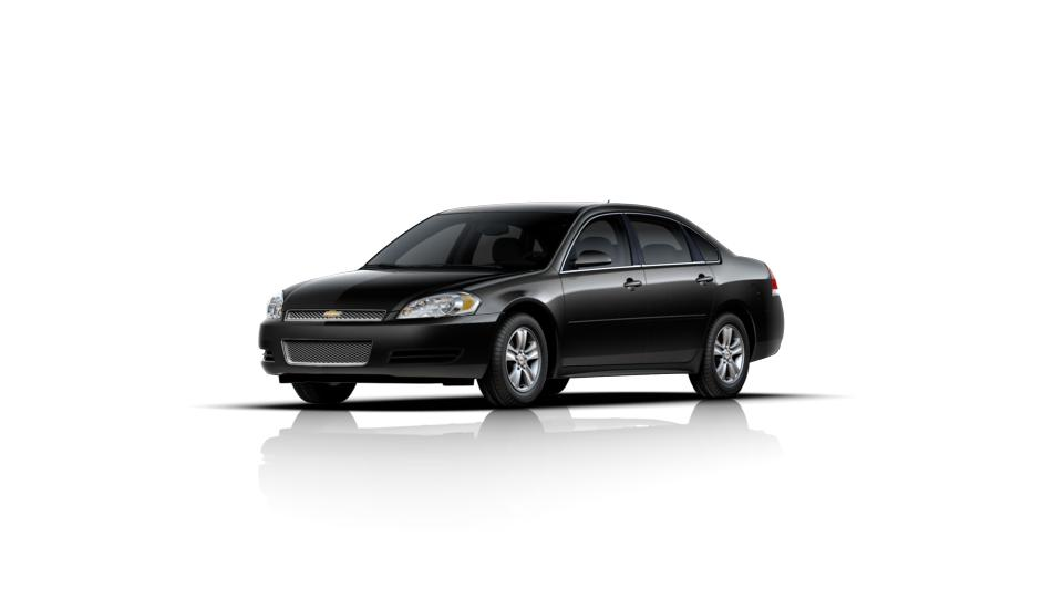 2012 Chevrolet Impala Vehicle Photo in Akron, OH 44312
