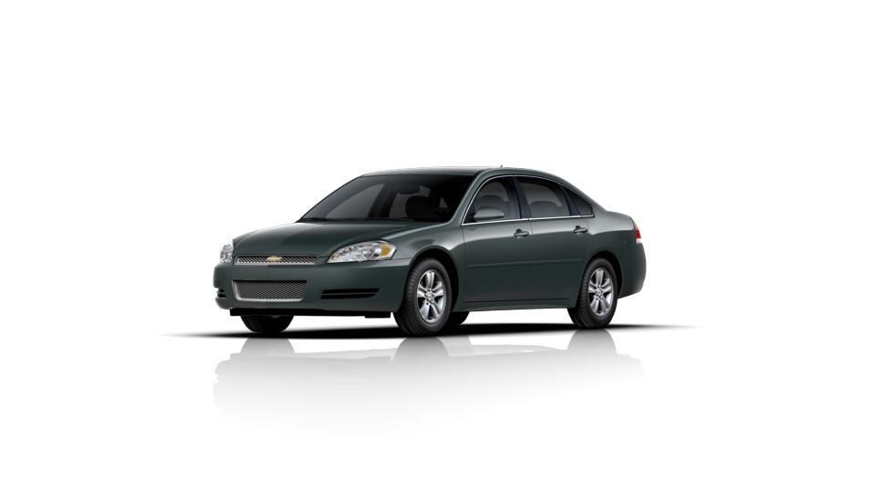 2012 Chevrolet Impala Vehicle Photo in Madison, WI 53713