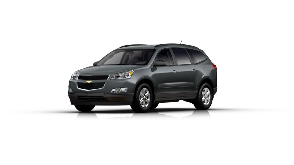 2012 Chevrolet Traverse Vehicle Photo in Tulsa, OK 74133