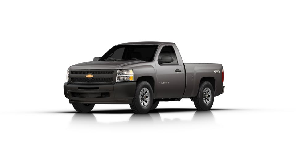 2012 Chevrolet Silverado 1500 Vehicle Photo in Ellwood City, PA 16117