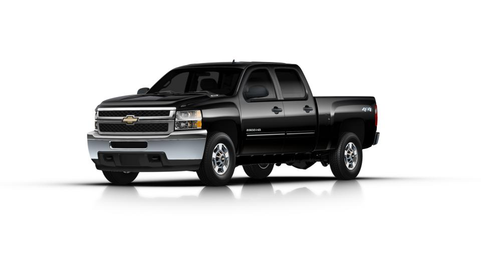 2012 Chevrolet Silverado 2500HD Vehicle Photo in Boston, NY 14025