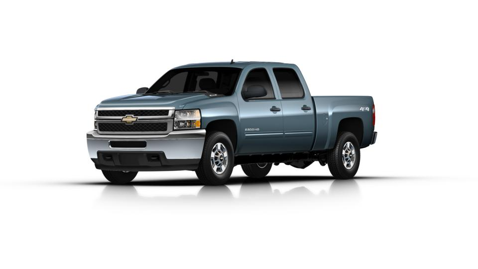 2012 Chevrolet Silverado 2500HD Vehicle Photo in Casper, WY 82609
