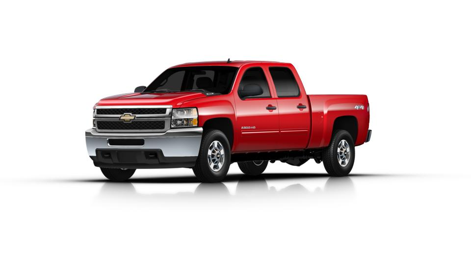 2012 Chevrolet Silverado 2500HD Vehicle Photo in Danbury, CT 06810