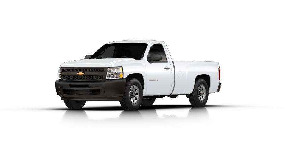 2012 Chevrolet Silverado 1500 Vehicle Photo in Gardner, MA 01440